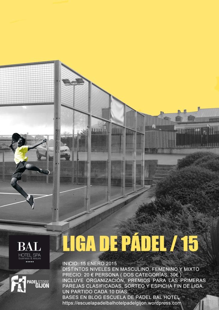 LIGA PADEL 15