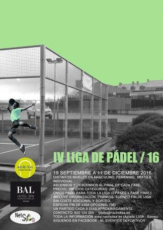 IV LIGA PADEL 16
